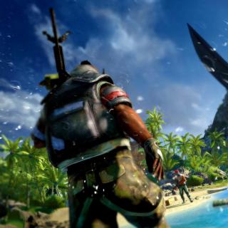 Far Cry 3 - Obrázkek zdarma pro iPad mini 2