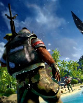 Far Cry 3 - Obrázkek zdarma pro Nokia 206 Asha