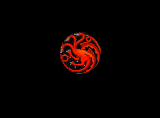 Fire And Blood Dragon - Obrázkek zdarma pro Samsung T879 Galaxy Note