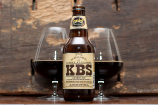 KBS Kentucky Breakfast Stout Stout Ale Picture for Android, iPhone and iPad