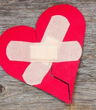 Broken Heart - Obrázkek zdarma pro iPhone 5