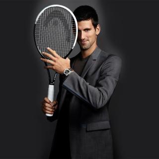 Novak Djokovic - Obrázkek zdarma pro 208x208