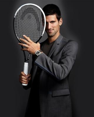 Novak Djokovic - Obrázkek zdarma pro Nokia Asha 311