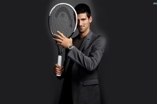 Novak Djokovic - Obrázkek zdarma pro Fullscreen 1152x864