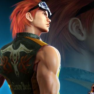 Tekken - Obrázkek zdarma pro iPad 2