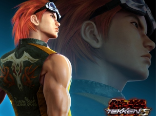 Tekken - Obrázkek zdarma pro 1400x1050