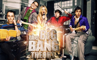 Big Bang Theory Picture for Android, iPhone and iPad