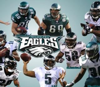 Philadelphia Eagles - Obrázkek zdarma pro 1024x1024