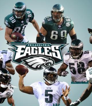Philadelphia Eagles - Obrázkek zdarma pro Nokia 5800 XpressMusic