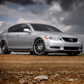 Lexus IS - Obrázkek zdarma pro 128x128