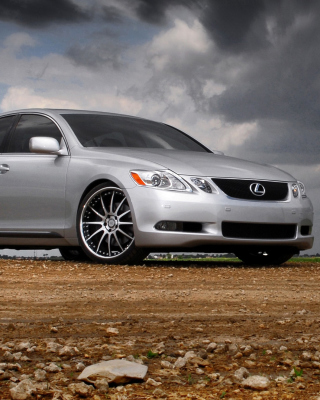 Lexus IS - Obrázkek zdarma pro 132x176