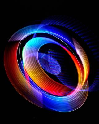 3D Art - Obrázkek zdarma pro Nokia X3-02