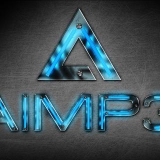 Aimp player - Obrázkek zdarma pro iPad