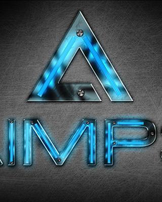 Aimp player - Obrázkek zdarma pro Nokia X2-02