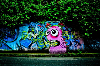 Free Graffiti Picture for Android, iPhone and iPad
