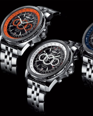 Breitling for Bentley Watches - Obrázkek zdarma pro iPhone 4S