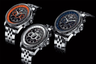 Breitling for Bentley Watches - Obrázkek zdarma pro LG P500 Optimus One