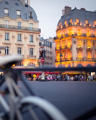 France, Paris Street - Obrázkek zdarma pro Nokia X7