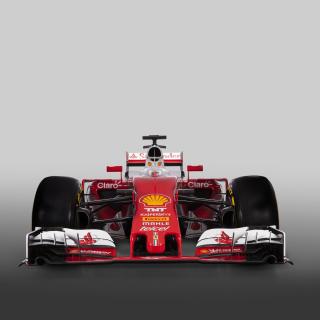Ferrari Formula 1 - Obrázkek zdarma pro 1024x1024