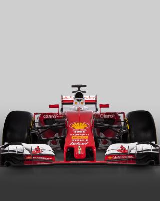 Ferrari Formula 1 - Obrázkek zdarma pro 480x640