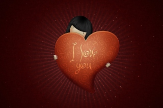 I Love You, Boy Picture for Android, iPhone and iPad