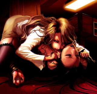 Vampires - Obrázkek zdarma pro 208x208