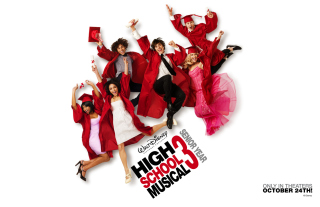 High School Musical 3: Senior Year Wallpaper for Android, iPhone and iPad