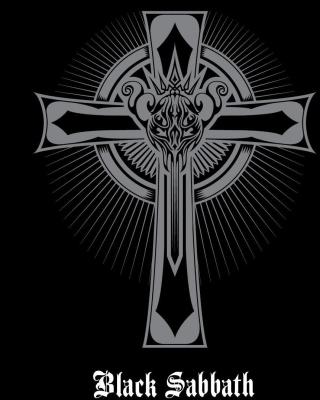Black Sabbath - Obrázkek zdarma pro Nokia X7