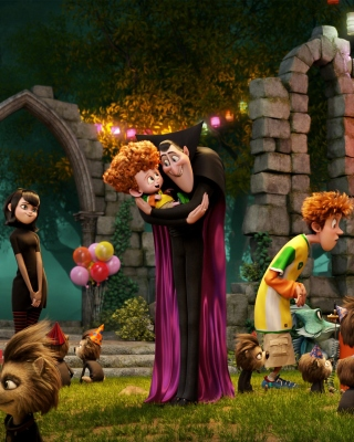 Free Hotel Transylvania Picture for LG 230 Simple Flip