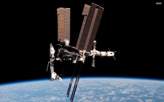 International Space Station Picture for Android, iPhone and iPad
