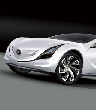 Mazda Exotic Car - Obrázkek zdarma pro Nokia C2-02