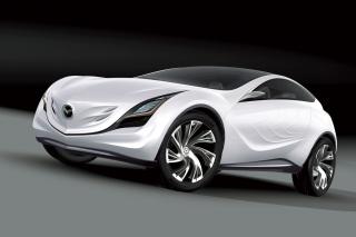 Mazda Exotic Car - Obrázkek zdarma pro Motorola DROID 2