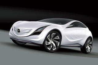 Mazda Exotic Car - Obrázkek zdarma pro Samsung Galaxy Note 2 N7100