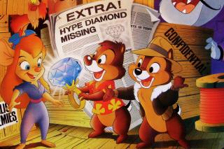 Chip and Dale Rescue Rangers - Fondos de pantalla gratis para 220x176