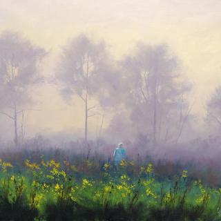 Graham Gercken Landscape - Obrázkek zdarma pro 1024x1024