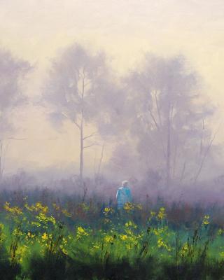 Graham Gercken Landscape - Obrázkek zdarma pro Nokia C3-01 Gold Edition