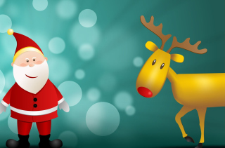 Happy Christmas Picture for Android, iPhone and iPad