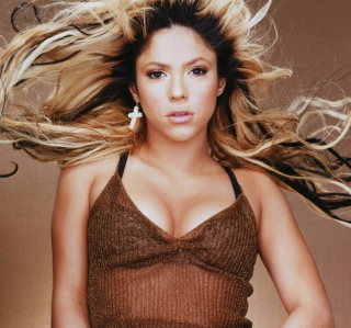 Dancing Shakira - Obrázkek zdarma pro iPad 2