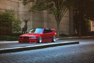 Free BMW E36 Picture for Android, iPhone and iPad