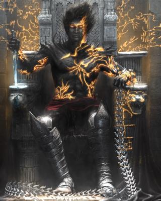 Prince of Persia - Obrázkek zdarma pro Nokia Asha 305