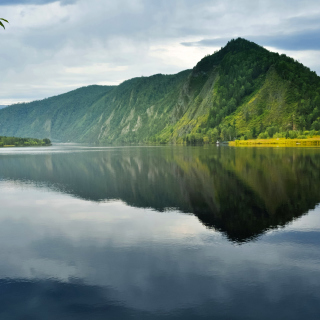 Lake HDR - Obrázkek zdarma pro 128x128