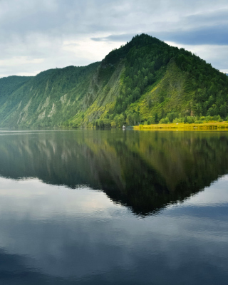 Lake HDR - Obrázkek zdarma pro Nokia C1-01
