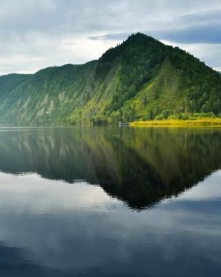 Lake HDR - Obrázkek zdarma pro 360x480
