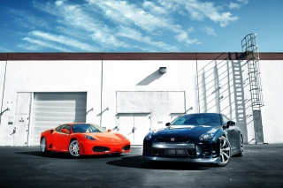 Free Nissan Gtr Picture for Android, iPhone and iPad