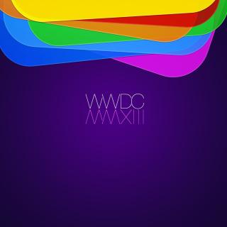WWDC, Apple - Obrázkek zdarma pro iPad Air