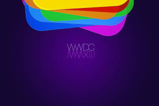 WWDC, Apple - Obrázkek zdarma pro 1080x960