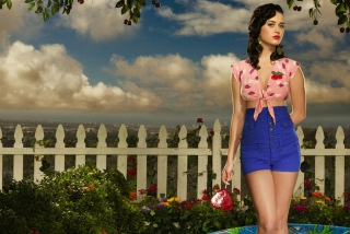 Katy Perry 2012 Wallpaper for Android, iPhone and iPad