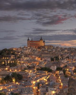 Toledo, Spain - Obrázkek zdarma pro 480x640