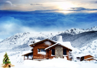 Winter Picture for Android, iPhone and iPad