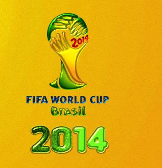 Fifa World Cup 2014 - Obrázkek zdarma pro iPad mini